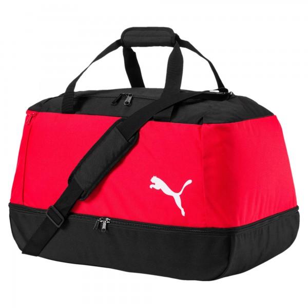 Puma Pro Training II Football Bag Trainingstasche 074897 (rot 02)