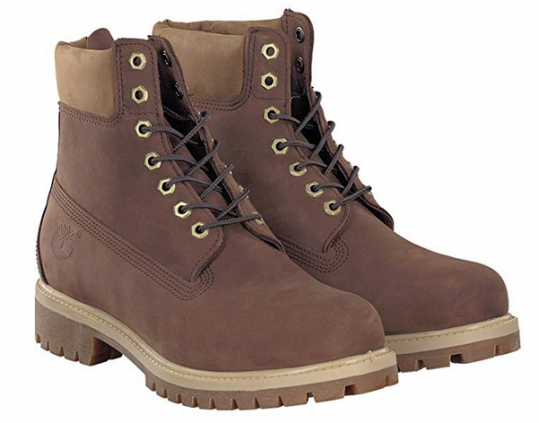 finest selection 7802e 3f1bd Timberland 6 Inch Premium Herren Stiefel A1LY6 (Braun)
