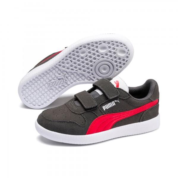 Puma Icra Trainer SD V PS Kinder Sneaker 360756 (Grau 32)