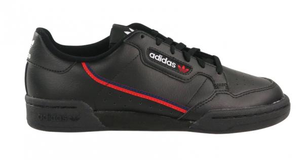 Adidas Continental 80 J Kinder Sneaker F99786 (Schwarz)