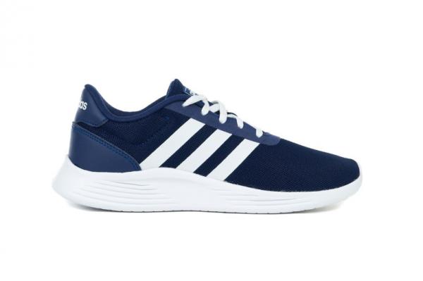 Adidas Lite Racer 2.0 K Kinder Sneaker EH1425 (Blau)