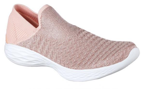 Skechers YOU - Transcend Damen Sneaker 14959 (Peach - PCH)