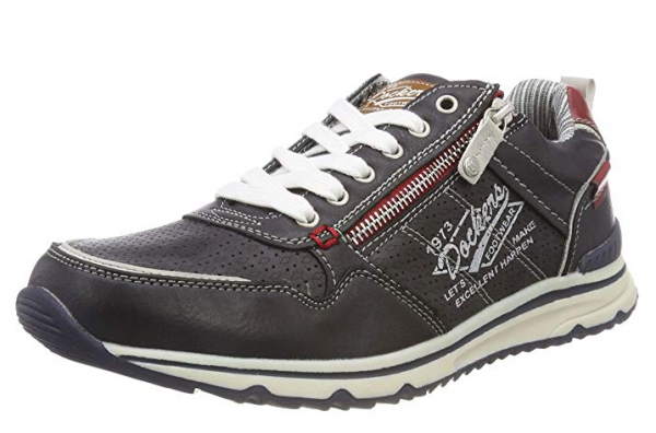 Dockers Herren Sneaker 42MO003-600 (Blau 660)