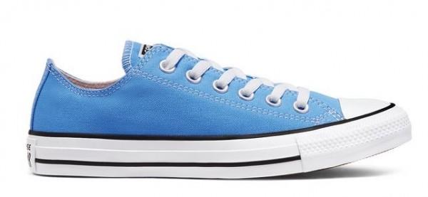 Converse Chucks Taylor All Star Ox Low Sneaker 166709C(Blau)