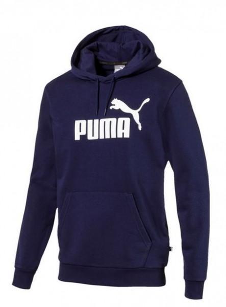 PUMA ESS Hoody TR Big Logo (Blau 06)