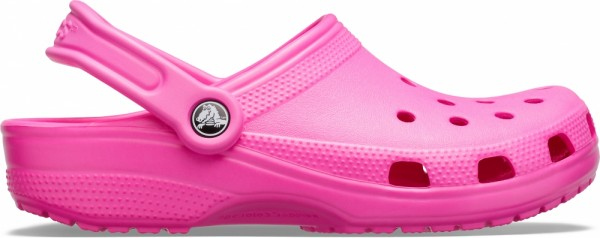 Crocs Classic Clogs (Electric Pink)