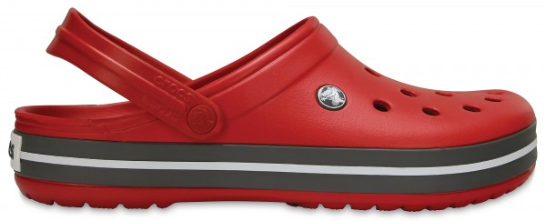 Crocs Crocband Clogs (Pepper)