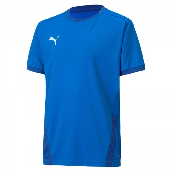 Puma TeamGOAL 23 Jr Kinder Shirt 704160 (Blau 02)