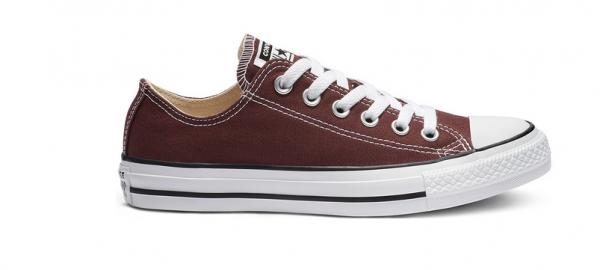 Converse Chucks Taylor All Star Low Top Sneaker 163356C (Braun)