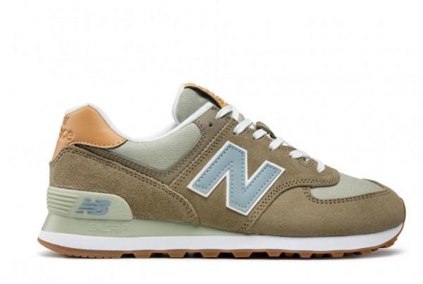 New Balance Herren Sneaker ML574NT2 (Braun)