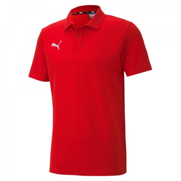 Puma TeamGOAL 23 Casuals Herren Poloshirt 656579 (Rot 01)