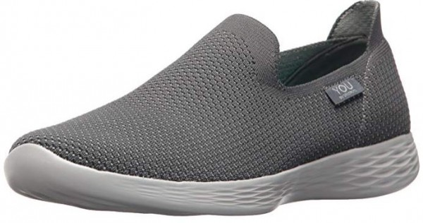 Skechers YOU ZEN Damen Sneaker 14956 (Grau- CHAR)
