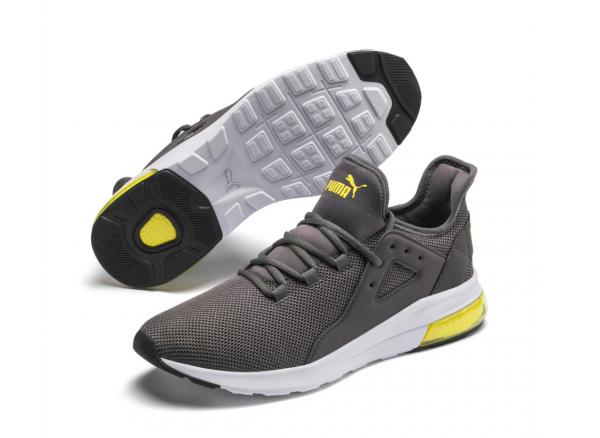Puma Electron Street Herren Sneaker 367309 (Grau 10)