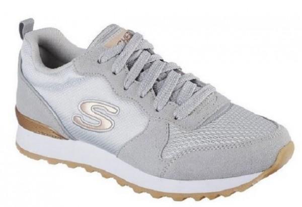 Skechers OG 85 Goldn Gurl Damen Sneaker 111 (Grau-LTGY)