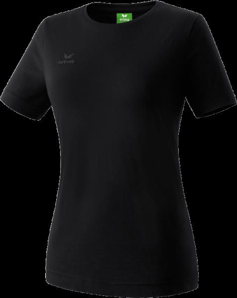 Erima Teamsport Damen T-Shirt 208370 (Schwarz)