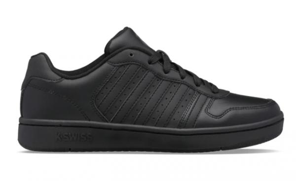 K-Swiss Court Palisades Damen Sneaker 96931 (Schwarz 001)