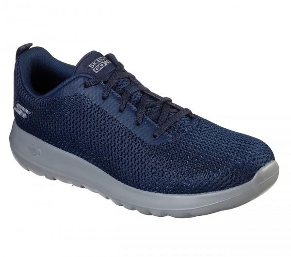 Skechers GOwalk Max Walking Herren Sneaker 54601 (Blau-NVGY)
