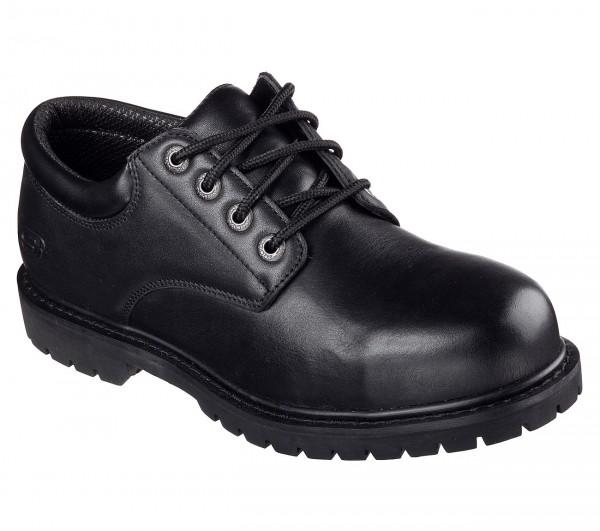 Skechers Cottonwood - ELKS SR Herren Schuhe 77041EC (Schwarz-BLK)