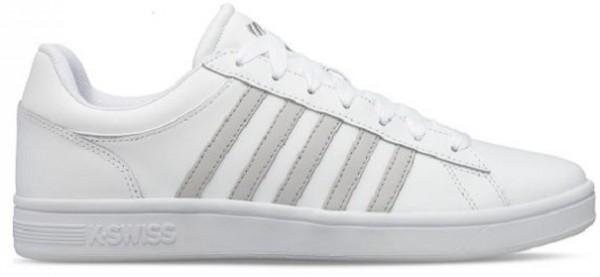 K-Swiss Court Winston Herren Sneaker 06154(Weiß 142)