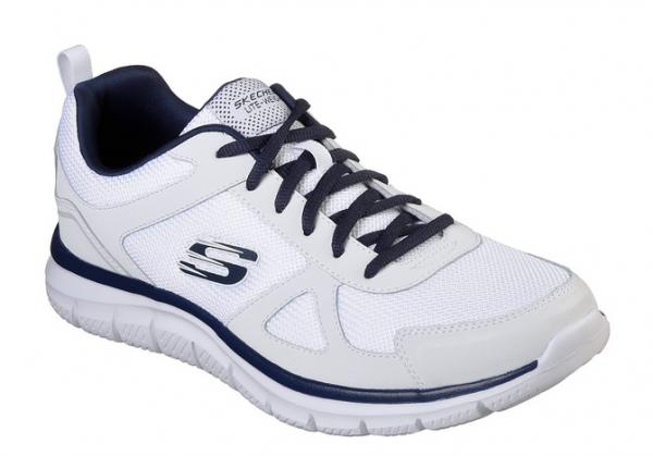 Skechers Track Herren Sneaker 52631 (Weiß-WNV)