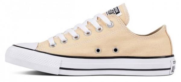 Converse Chucks Taylor All Star Low Damen Sneaker 160459C (Beige)