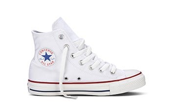 Converse Chucks Taylor All Star HI Sneaker M7650 (Optical White)