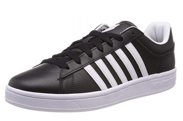 K-Swiss Court Winston Herren Sneaker (Schwarz 009)