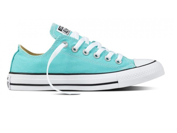 Converse Chucks Taylor All Star Low 157643c (light Aqua)