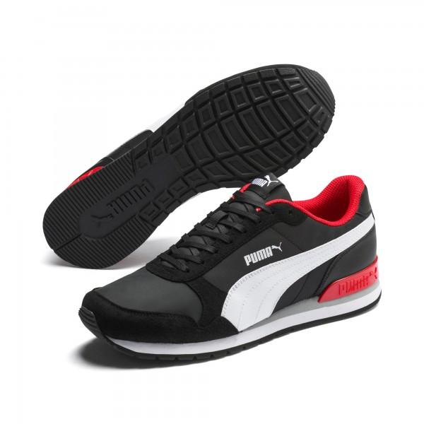Puma ST Runner v2 NL Herren Sneaker 365278 (Schwarz 27)