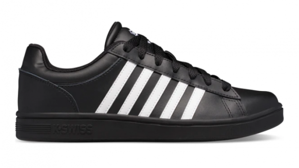 K-Swiss Court Winston Herren Sneaker 06154 (Schwarz 044)