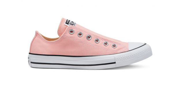 Converse Chuck Taylor All Star Slip Damen Sneaker 167908C (Rosa)