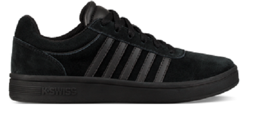 K-Swiss Court Cheswick SDE 95676 (Schwarz 001)