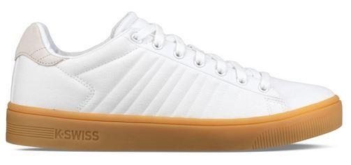 K-Swiss Court Frasco CVS Herren Sneaker (white/gum 151)