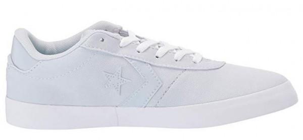 Converse Chucks Taylor All Star Point Star OX Damen Sneaker (Grau)