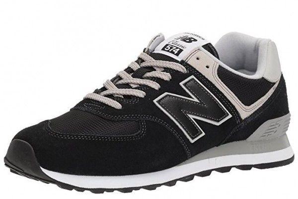 New Balance Sneaker ML574EGK (Schwarz)