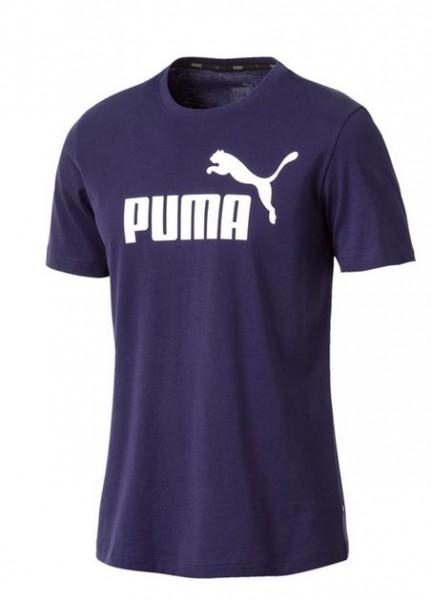 PUMA ESS Tee Herren T-Shirt 851740 (blau 06)