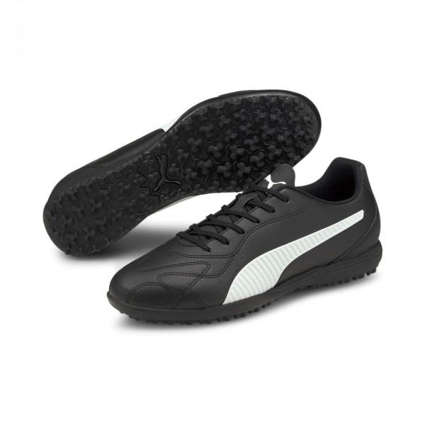 Puma Monarch II TT Herren Fußballschuhe 106560 (Schwarz 01)