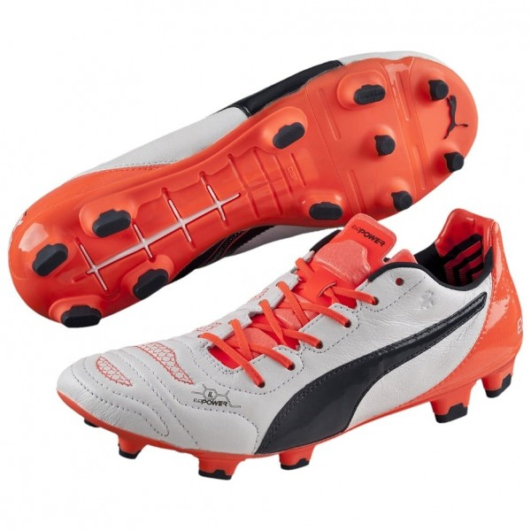 Puma evoPOWER 1.2 L FG (white-total-eclipse 08)