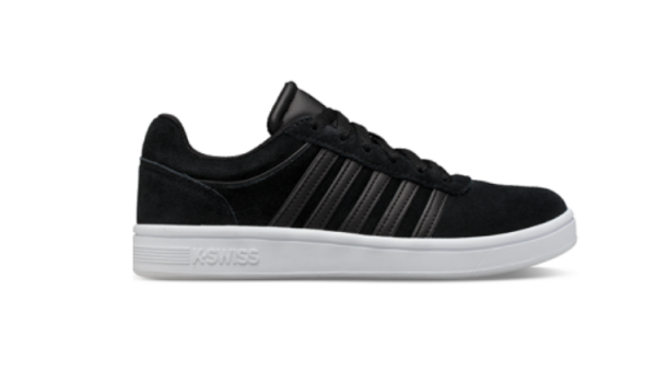 K-Swiss Court Cheswick SP SDE Damen Sneaker 96595 (Schwarz 044)
