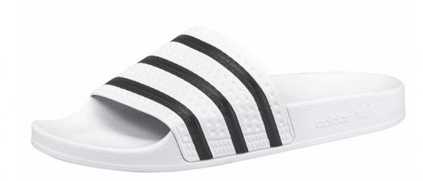 Adidas Adilette Herren Badeschuhe 280648 (Weiß)