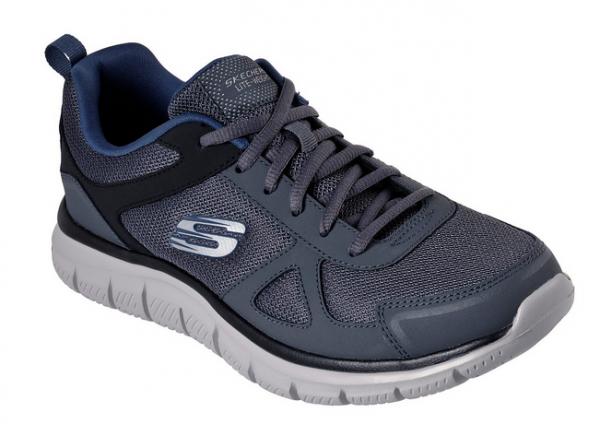 Skechers Track Herren Sneaker 52631 (Grau-GYNV)