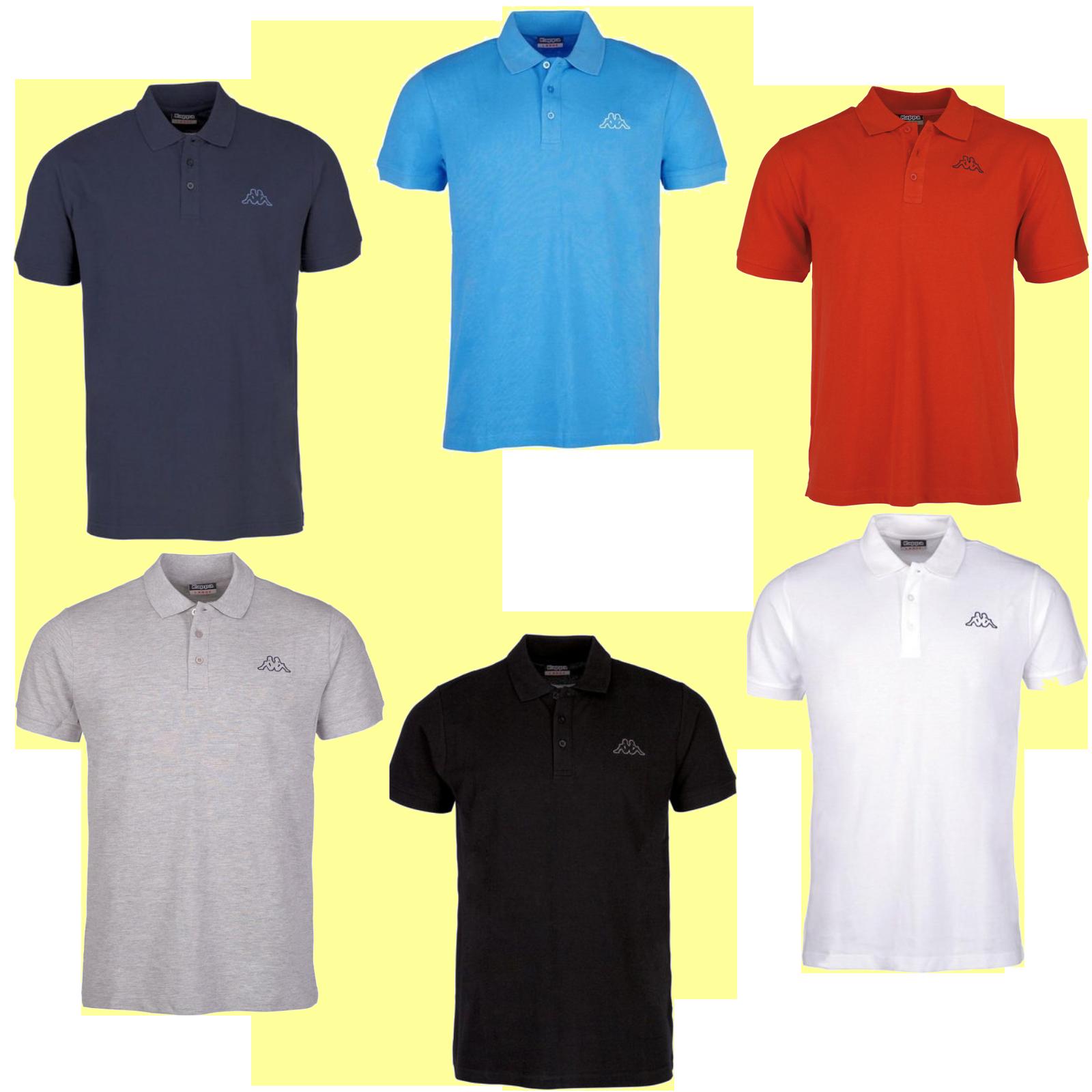 Kappa-Bekleidung-Sportswear-Poloshirts