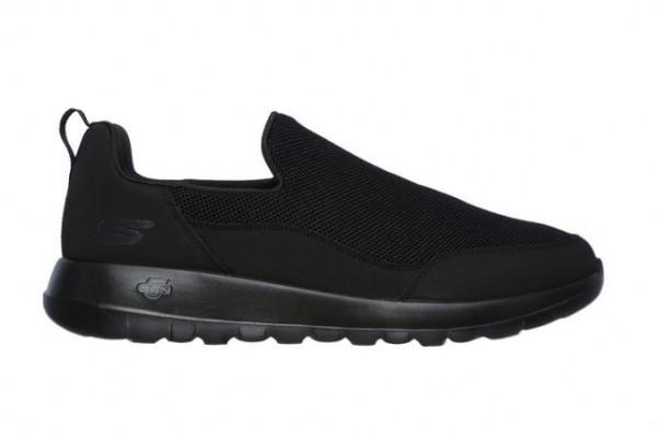 Skechers GoWalk Max - Privy Herren Sneaker 54626 (Schwarz-BBK)