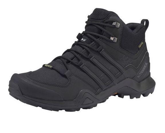 Adidas Terrex Swift R2 Mid GTX Herren Schuhe CM7500 (Schwarz)