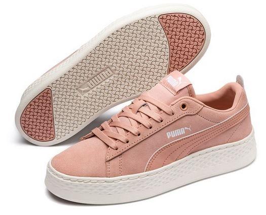 Puma Smash Platform SD Damensneaker 366488 (Pink 08)