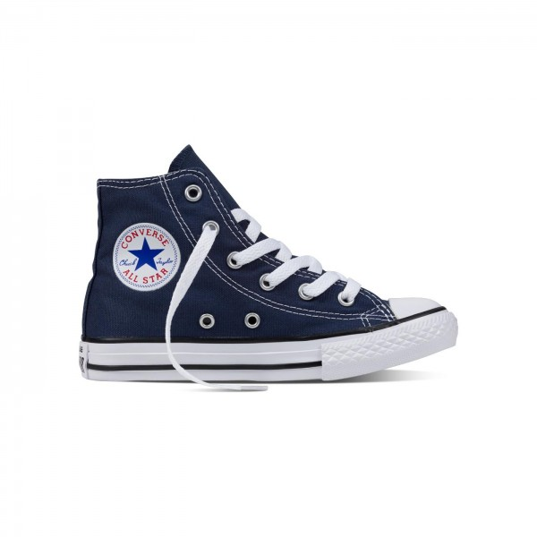 Converse Chucks Taylor All Star HI Kinder Sneaker 3J233 (Blau)