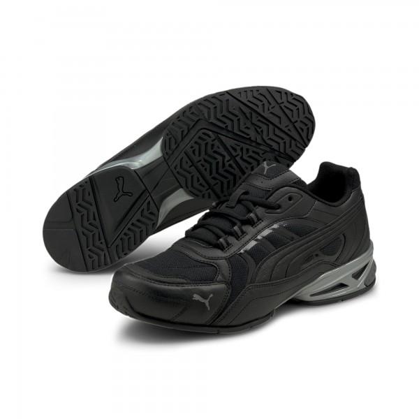 Puma Respin Herren Sneaker 374891 (Schwarz 01)