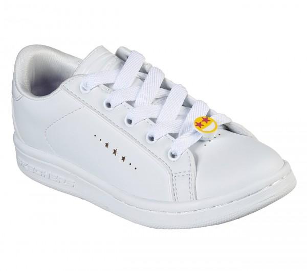 Skechers Omne - Class Star Kinder Sneaker 84446L (Weiß-WHT)