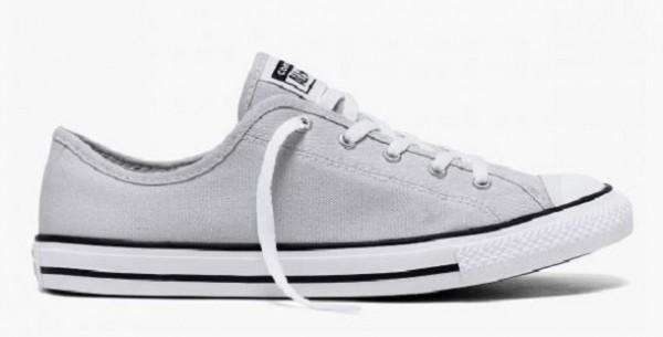 Converse Chuck Taylor All Star Dainty Ox Damen Sneaker 564983C(Grau)