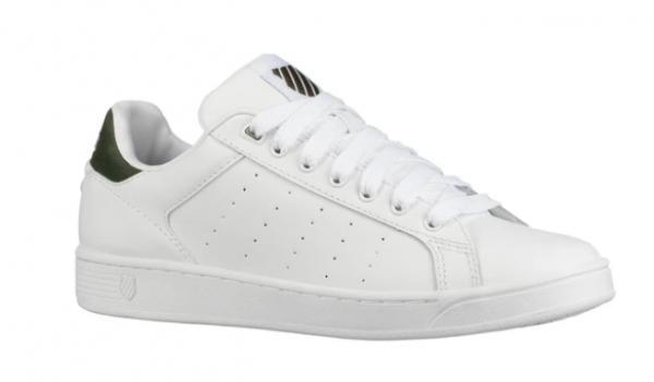 K-Swiss Clean Court CMF Herren Sneaker (Weiß 144)